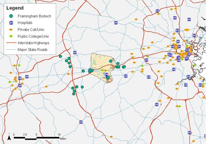 Regional Biotech Cluster