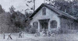 Historic Nobscot School - 19th Century - Photo courtesy of the Framingham History Center
