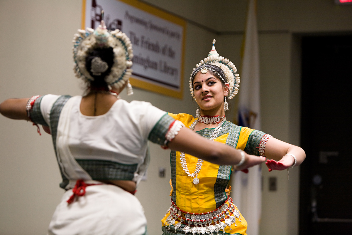 Framingham Public Library Indian Dance Event