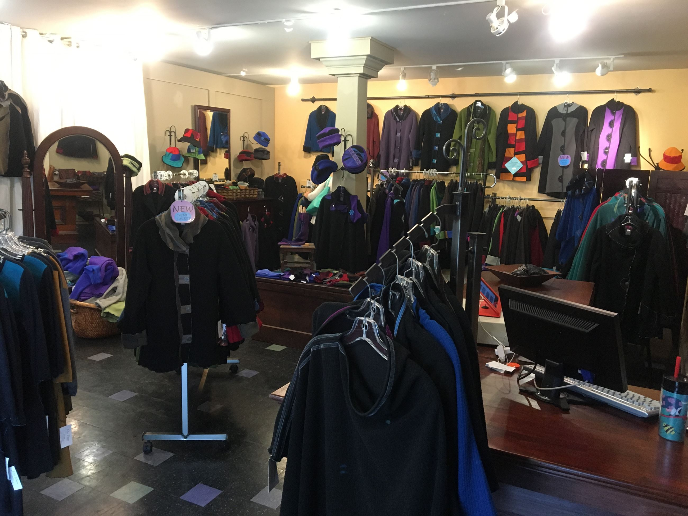 Red Rover Clothing - Vernon Street Showroom1