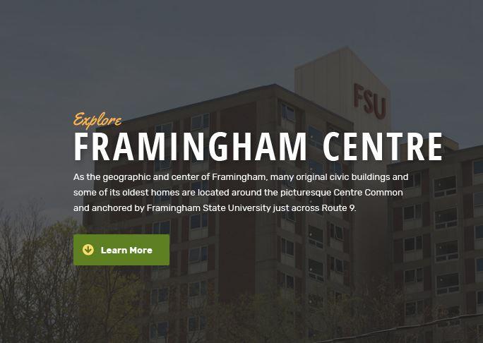 Choose Framingham, MA - Official Website | Official Website