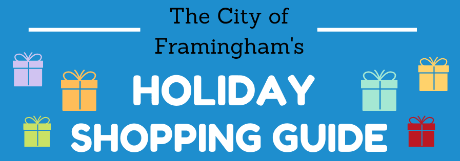 Framigham Shopping Guide